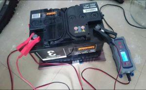 зарядить кальциевый аккумулятор