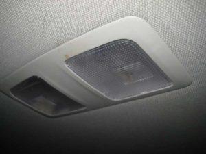 Замена ламп в салоне автомобиля Mazda CX-5 ч.2