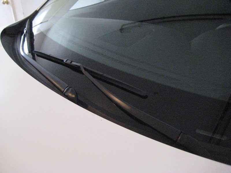 Как заменить передние дворники на Mazda CX-5